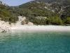 Croazia mare spiaggia cala