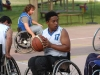 Immigrato disabile sport basket  Ph Christian Penocchio