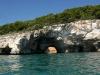 Gargano grotta sfondata
