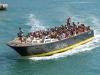 Gargano barcone turisti