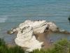 Gargano rocce